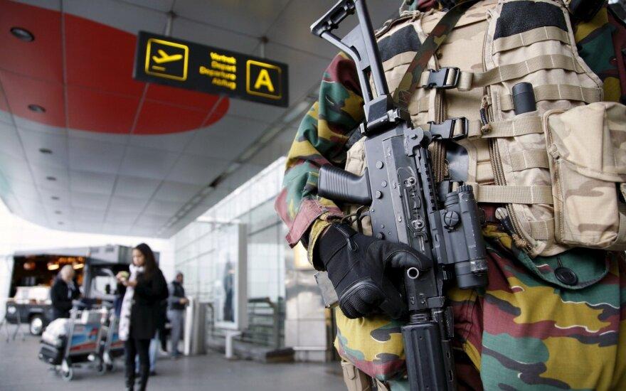 Парижские теракты: в Брюсселе нашли ДНК Салаха Абдеслама
