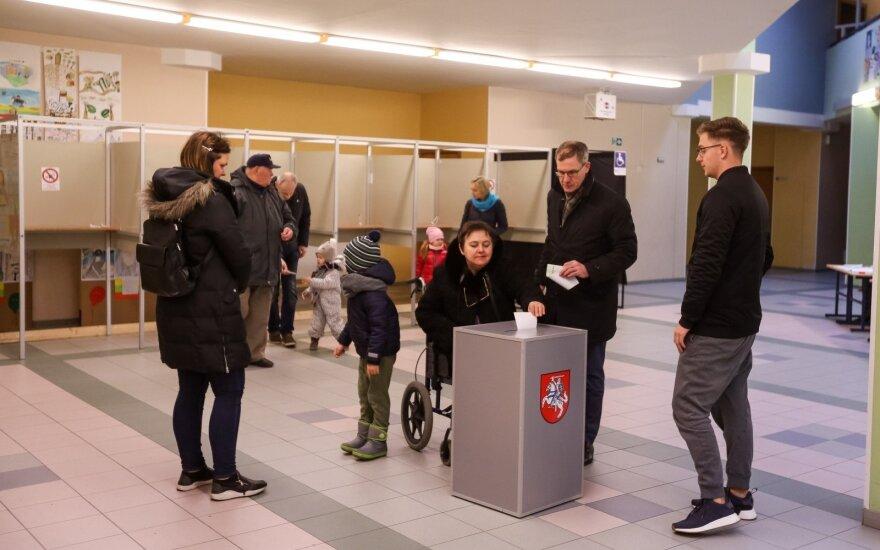 Главизбирком Литвы утвердил результаты муниципальных выборов