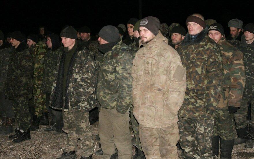 Киев и сепаратисты обменялись пленными
