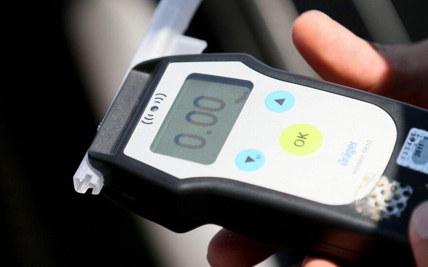 МВД Литвы определилось по поводу предложения нулевого промилле для всех водителей
