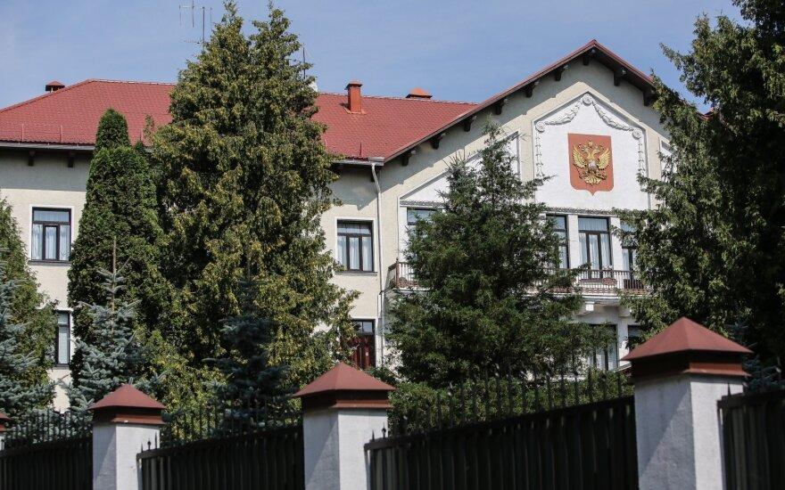 Посольство России вручило Литве ноту в связи с могилами военных