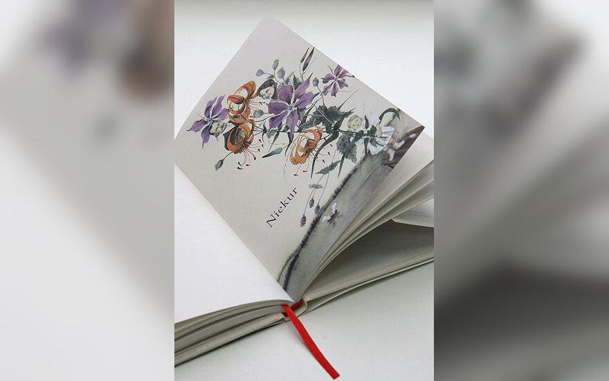 """Jurgos Ivanauskaitės knyga """"Odė džiaugsmui"""""""