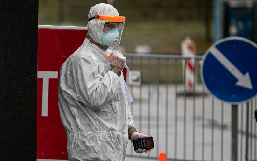 Подтвержденные случаи коронавируса: Литва – 649, Латвия – 458, Эстония – 858