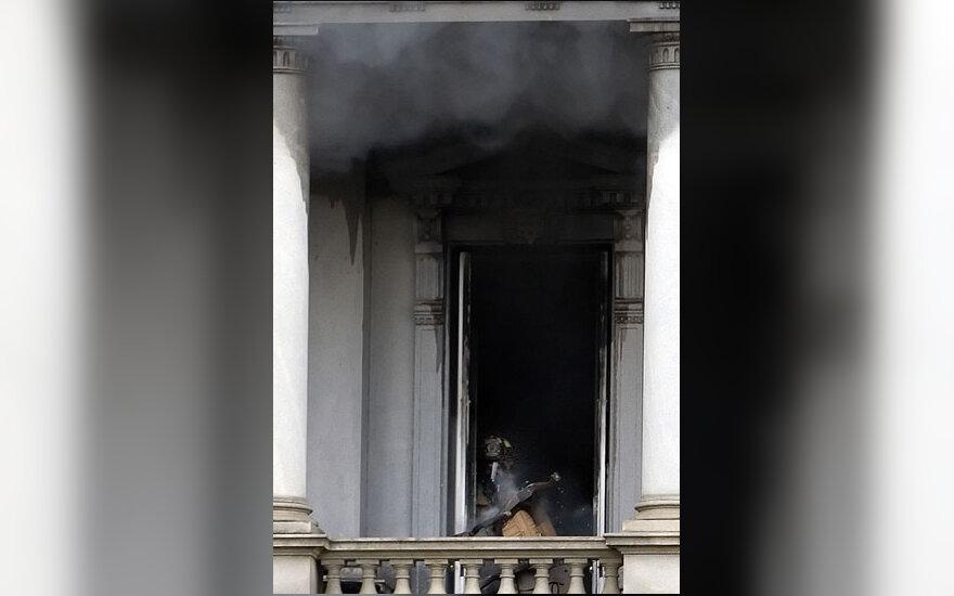 Dega Baltųjų rūmų padalinys