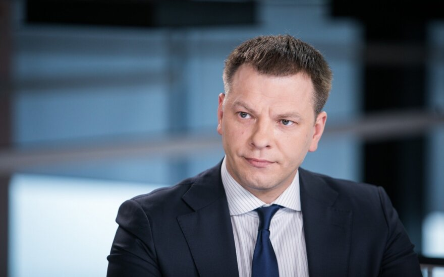 Министр финансов Литвы: нужно закончить начатую работу