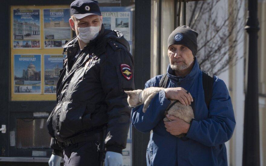 В Москве с 12 мая вводится обязательное ношение масок и перчаток в общественном транспорте