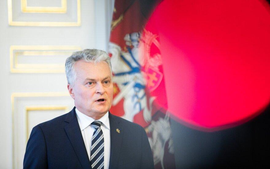 Науседа: ЕС практически принял решение о санкциях в отношении белорусских чиновников