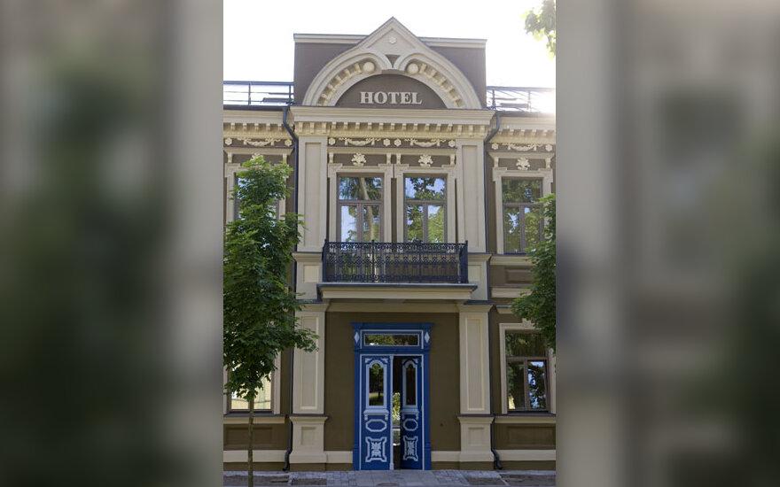 """""""Best Western""""  viešbutis Druskininkuose"""