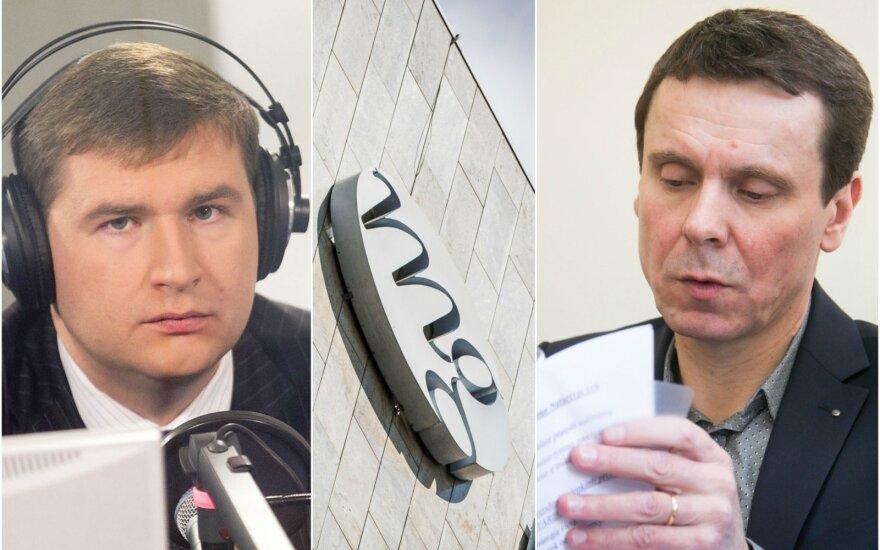 ДГБ Литвы: Дапкус занимался шантажом в пользу MG Baltic