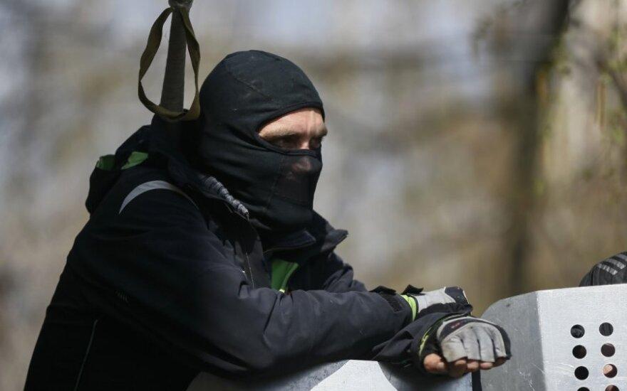 Тымчук: в районе Славянска действуют 1500 террористов