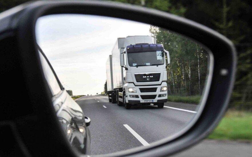 Литовские автоперевозчики получили в 1,5 раза больше российских разрешений