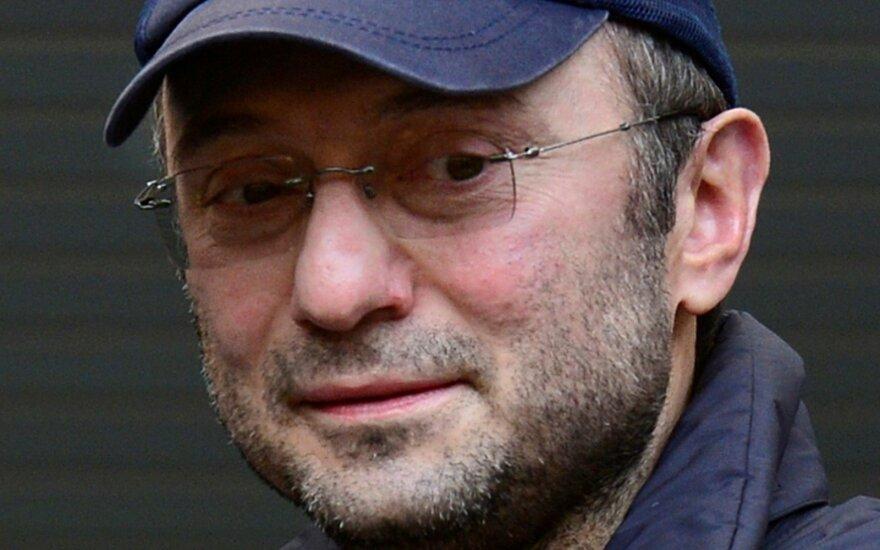 Suleimanas Kerimovas