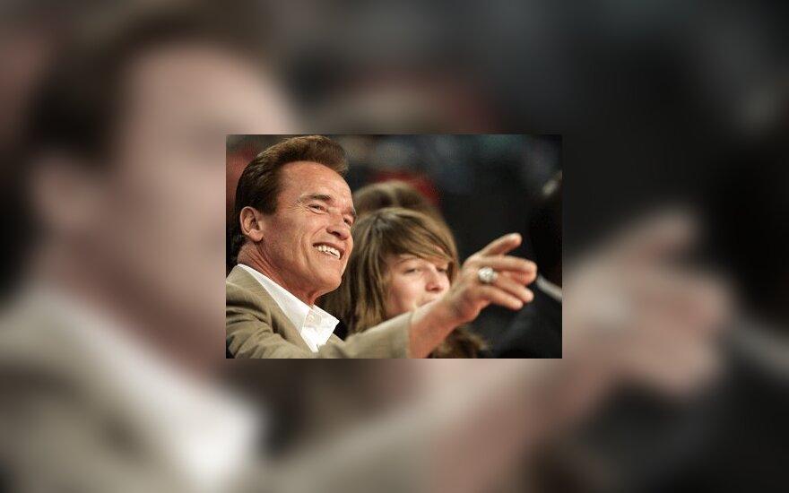 Arnold Schwarzenegger zagra elitarnego agenta
