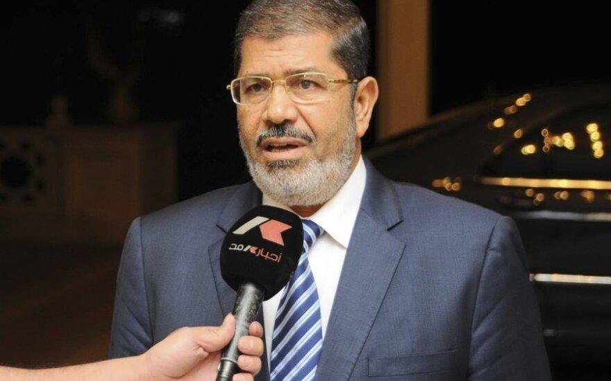 Евросоюз выступил против казни экс-президента Египта Мурси