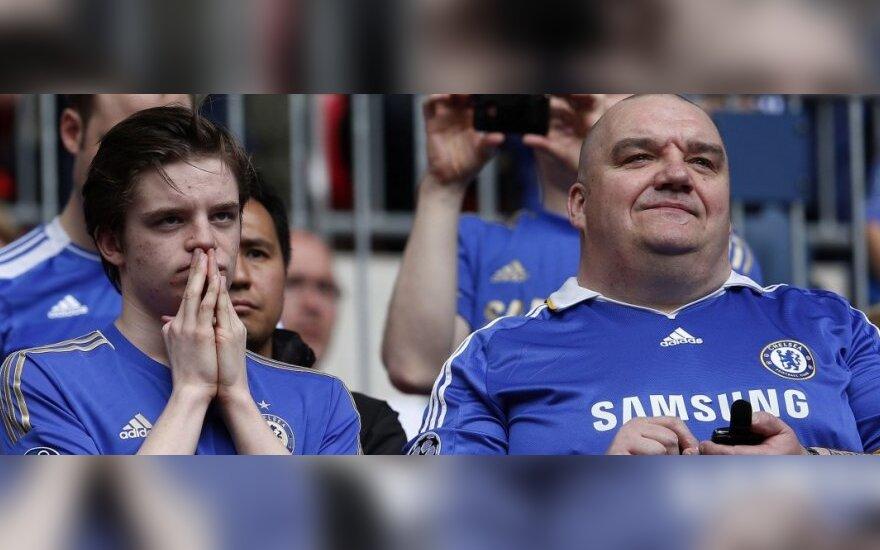 """Chelsea"" klubo fanai"