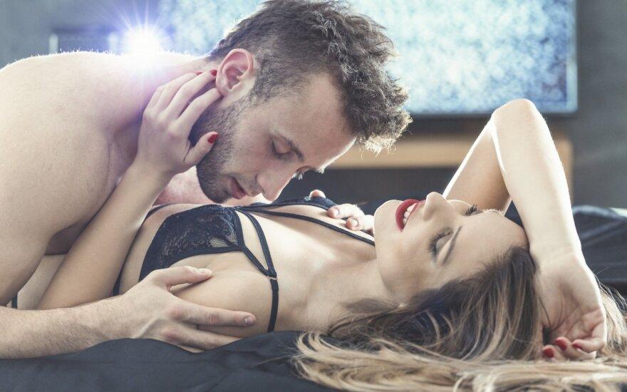 14 безотлагательных причин заняться сексом