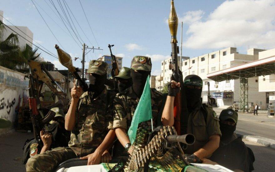 ХАМАС угрожает сорвать прекращение огня с Израилем