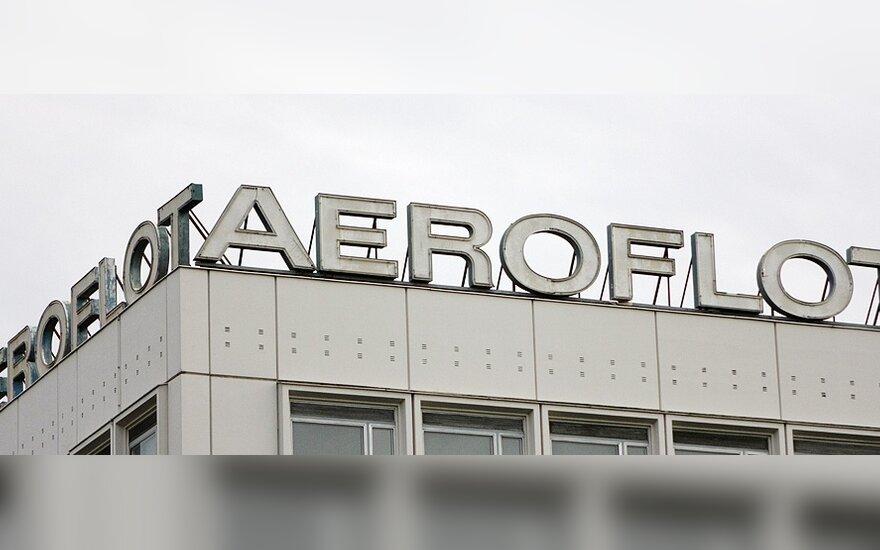 """""""Аэрофлот"""" может вернуться в Вильнюс"""