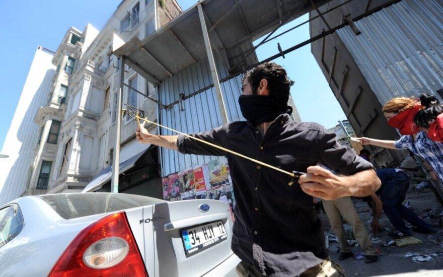 В Турции ширятся антиправительственные выступления