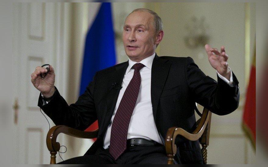 Путин пригрозил переливом терроризма из одной страны в другую