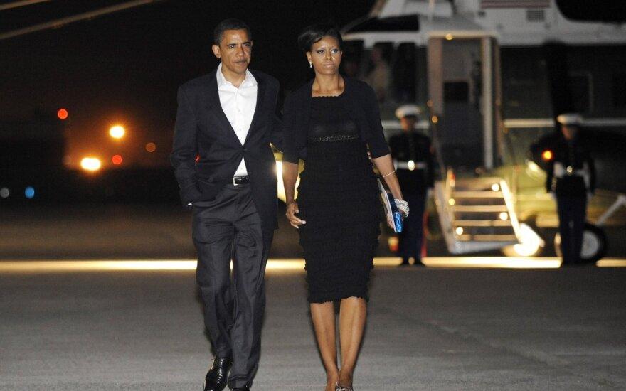 Барак и Мишель Обама заключили договор на публикацию мемуаров