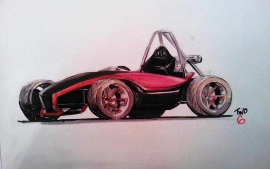 Polscy studenci budują bolid Formuły