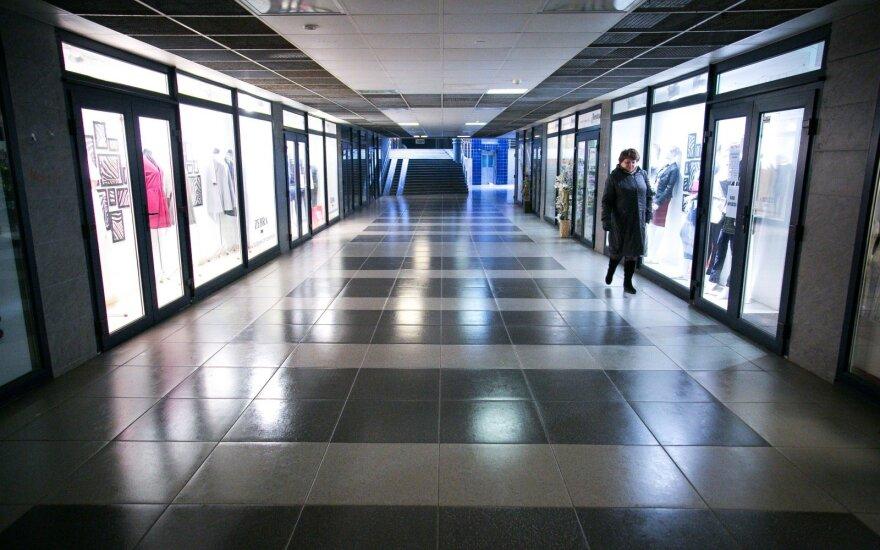 В Вильнюсе откроется новый подземный переход