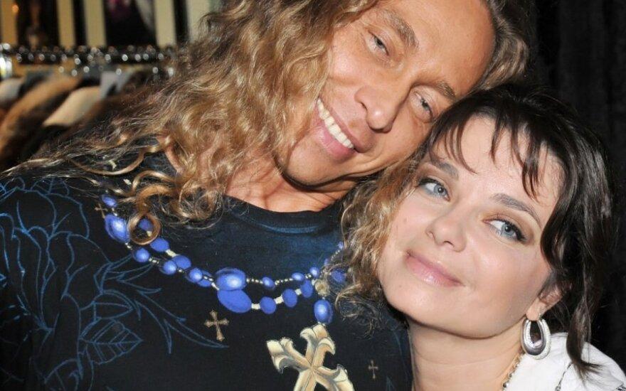 Наташа Королева и Тарзан празднуют семейный юбилей