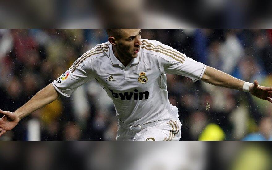 """Karimas Benzema (""""Real"""")"""