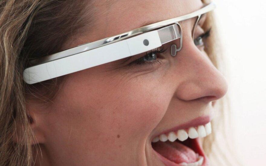 """""""Google"""" akiniai (Google nuotr.)"""