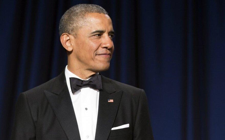 Президент Барак Обама прибыл в Польшу