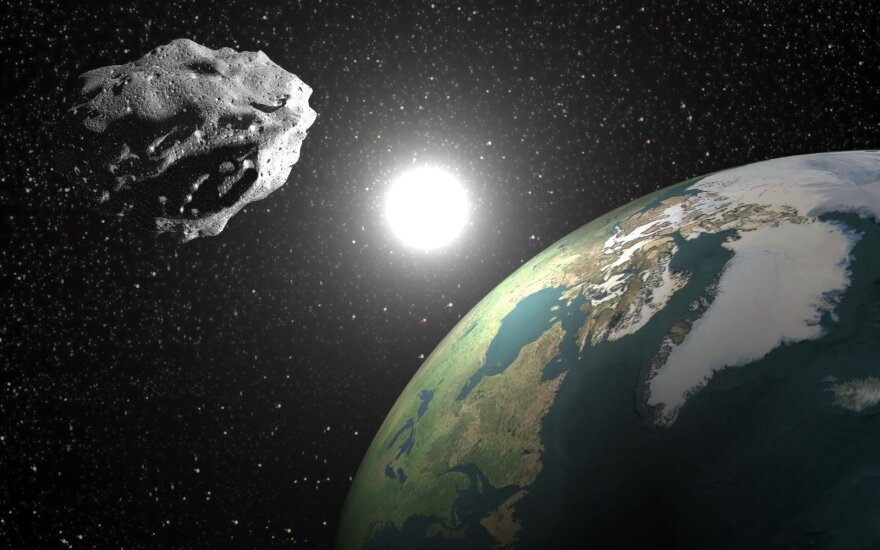 Мимо Земли пролетит крупнейший в истории наблюдений астероид
