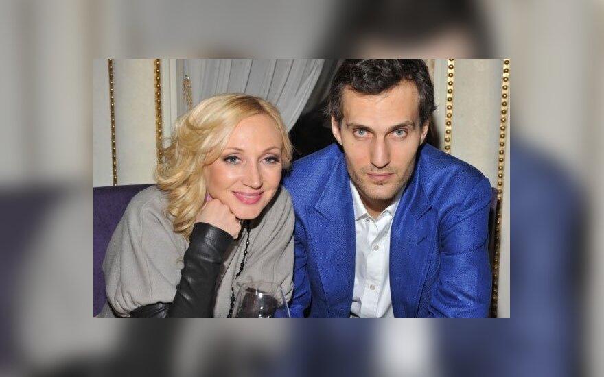 2/7 Кристина Орбакайте с мужем Михаилом Земцовым