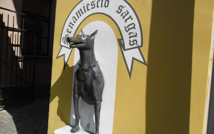 В Клайпеду из Германии прибудет старейшая печать портового города