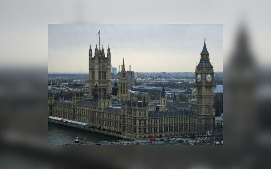 Британские пэры отстранены впервые за 350 лет