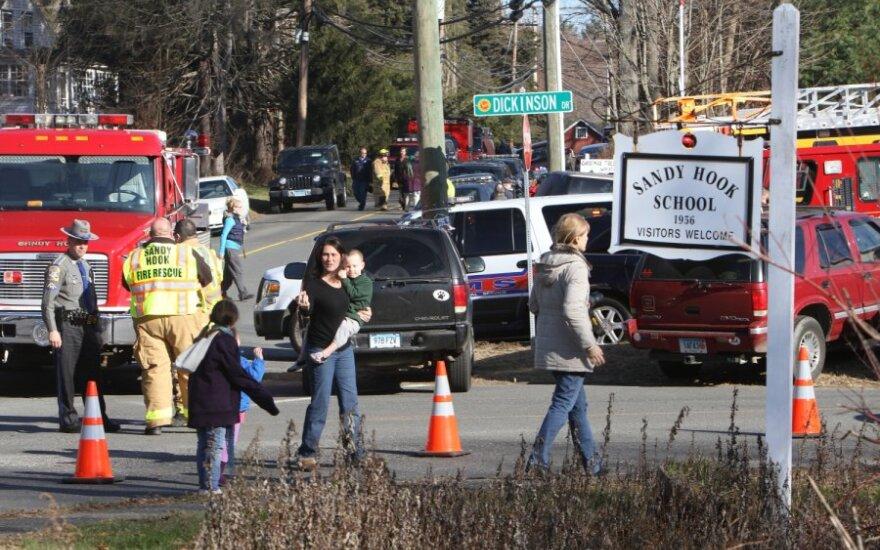 США: названы имена всех погибших в школе Сэнди-Хук