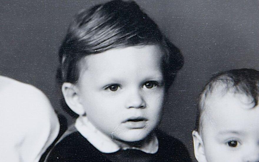 Ruslano Kirilkino vaikystės nuotraukos reprodukcija