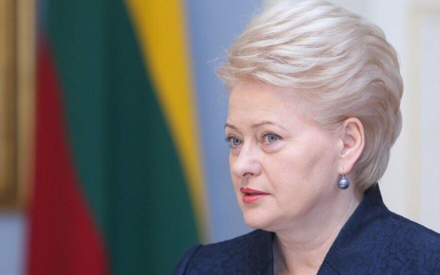 Президент Литвы: прокремлевский кандидат неприемлем
