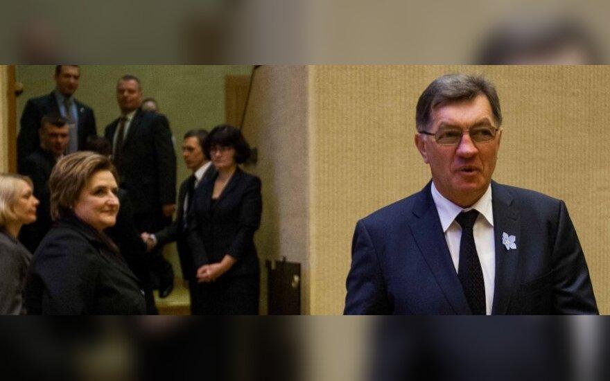 Премьер Литвы: поведение ИАПЛ - неуважение к завоеванной государством свободе