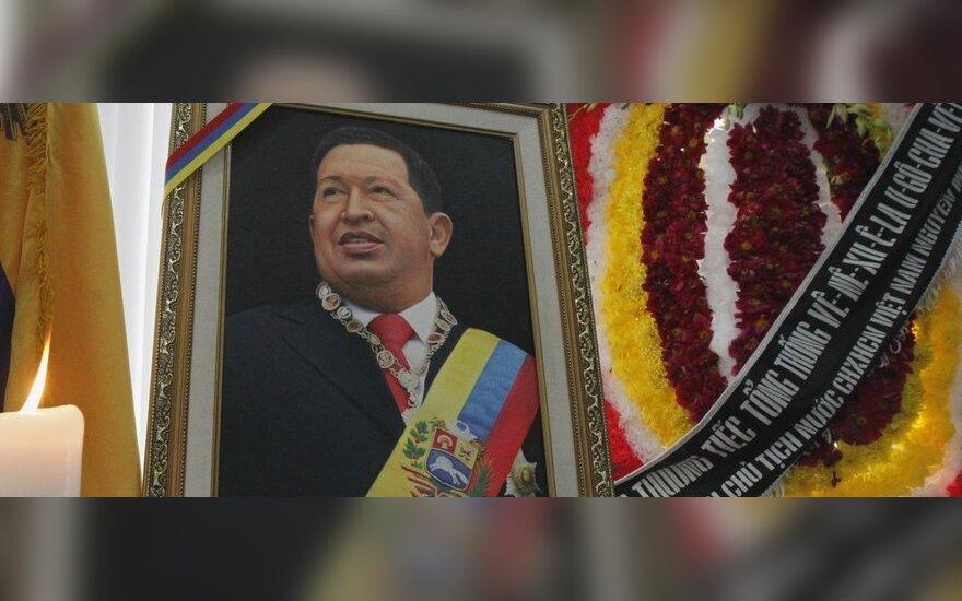 Leszkowicz: Chavez i historyczni przyjaciele