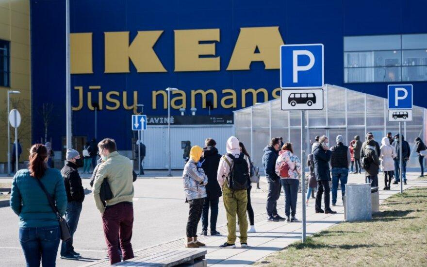 Ikea будет скупать подержанную мебель за границей: чего ждать в Литве