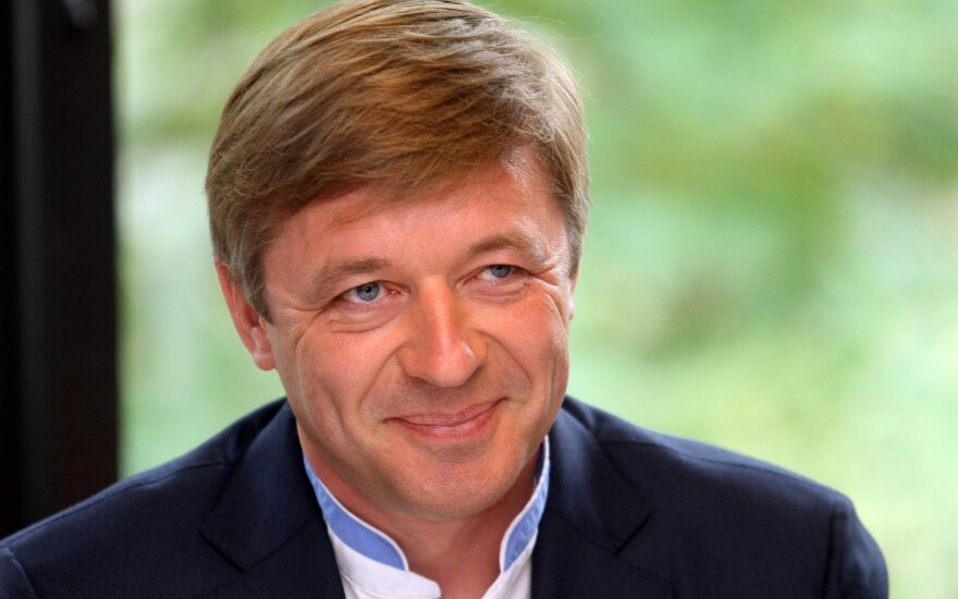 Lietuvos valstiečių ir žaliųjų sąjungos spaudos konferencija