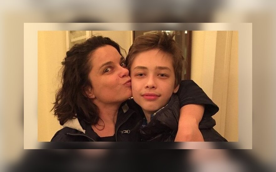 Наташа Королева рассказала о сыне, который живет в США
