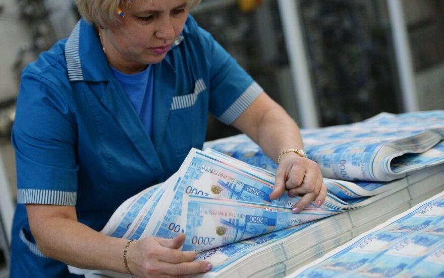 Росстат зафиксировал резкий рост реальных доходов россиян
