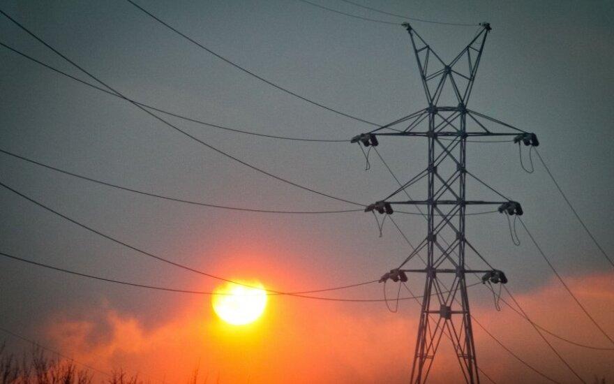 Скачок цен на электроэнергию докатился до Литвы