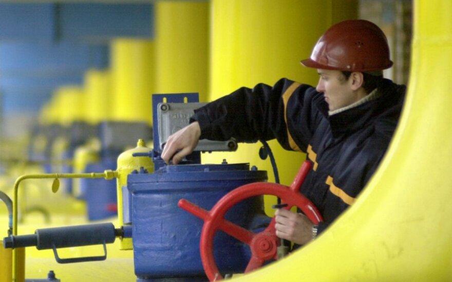 Украина приостановила импорт газа из Европы