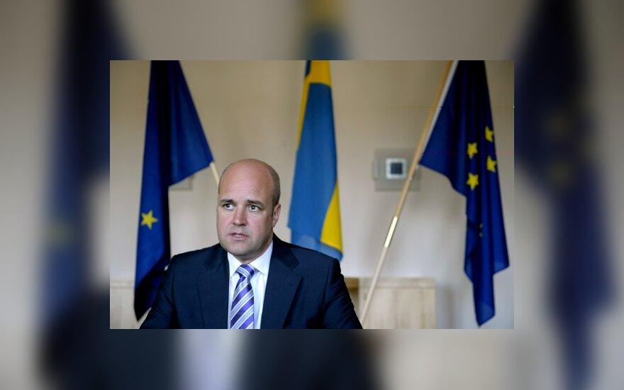 Премьер Швеции: электросоединение со Швецией – важный проект
