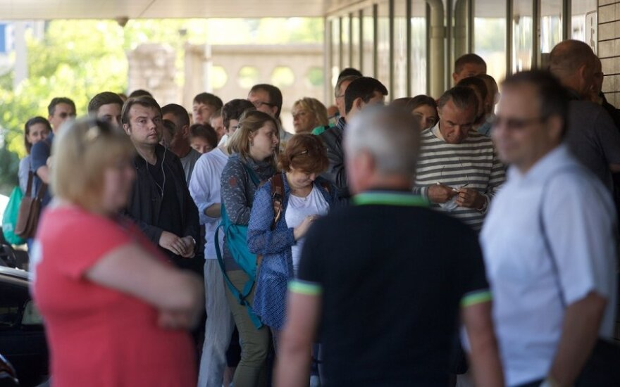 """""""Правило трех работников"""" лишает надежды желающих жить в Литве"""