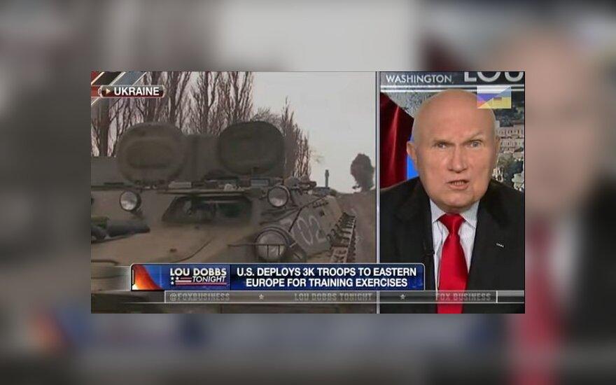 В РФ возбудили дело из-за призыва отставного генерала США к убийству русских