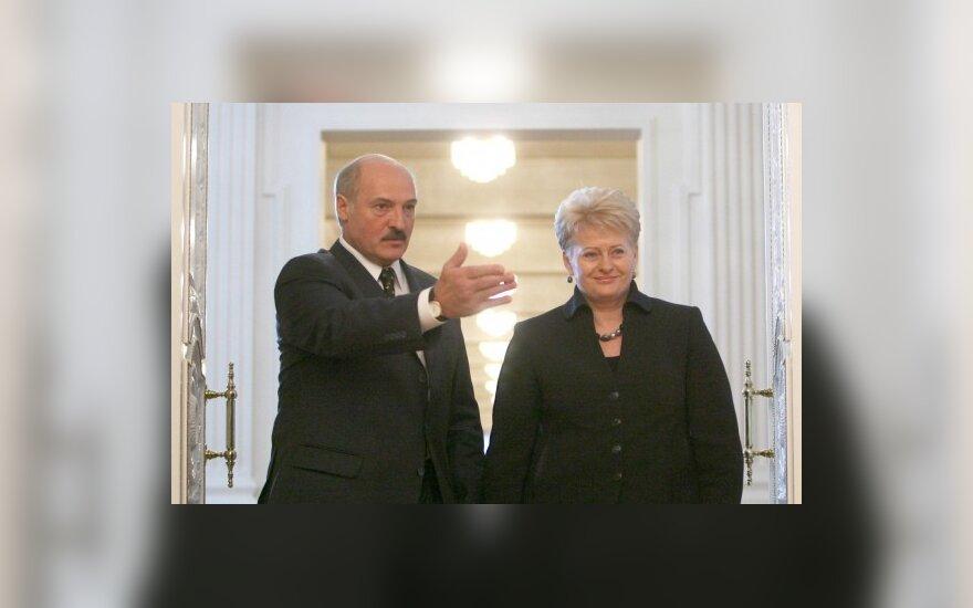 """Грибаускайте назвала соглашение с Минском """"окном свободы"""""""